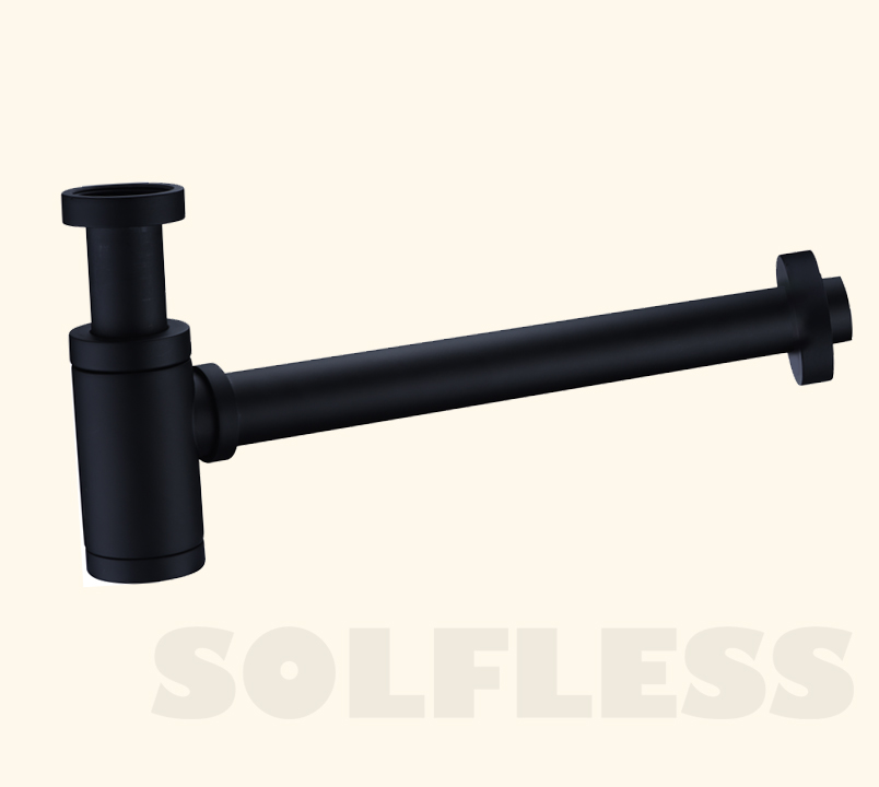 Sifón tubular extensible ( Mod. LOIRA )