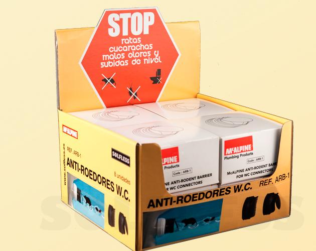 Caja Expositor - ARB